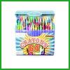 64color Crayon in plastic box