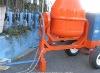 260L 300L 350L 400L 450L 500L 600L portable concrete mixer