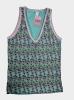 Ladies' vest,seamless vest,ladies' gilet