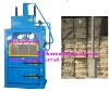 hydraulic wastepaper baling press machine 0086-15238020768