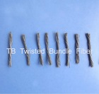 TB PP Twisted Bundle Fiber for Concrete Reinforcement