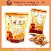 Healthcare food organic sliced red reishi mushroom