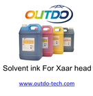 Solvent ink for Xaar printer