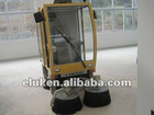 electric road sweeper with 2.2KW motor power