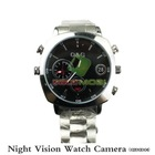 Night vision 4GB 8GB HD camera watch