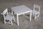 (W-G-1076) wooden children writing table