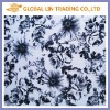 jacquard flower mesh fabric