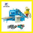 QTY 4-15 Full automatic Hydraulic Block Machine