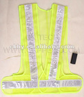 Police, Highways, traffic commander's HV reflective Vest