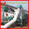 Vibrating Cleaning Sieve for Paddy TQLZ180*200