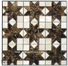 Dark Emperador Mosaic Tile