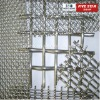 Stainless Steel Crimped Wire Mesh (ISO 9001:2008, 15 year factory)