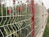 Low-Carbon Iron Rectangular Hole Wire Mesh Fence(ISO 9001:2000)