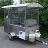 Newstyle Street Food kiosk,Mobile Food Cart FS300D