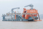 3500m3/h cutter suction dredger