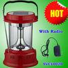 Hot Selling!!! Superbright 3W camping solar lantern