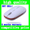 (White)Hot Sell Ultrathin 2.4Gh Wireless RFMagic Mouse for macbook,laptop,notebook ,Tablet PC
