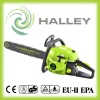 gasoline chainsaw 52cc 2200w