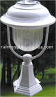 Easy Installation Solar Garden Wall Lamp With LED