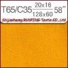 T/C Polyester Cotton Factory/School/Nurse/Police/Chef/Workwear/Uniform Fabric 20x16 128x60