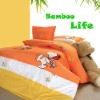 Bamboo bedsheets