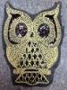 Owl applique GAT4975