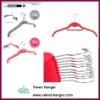 velvet suit huggable hangers