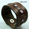 leatered bracelet