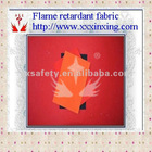 China manufacturer 320 gram 100% cotton permanent flame retardant twill fabric for protective clothing with EN11611 certificate