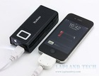 portable Journey Power Bank 4800mah for Mobile Phone Tablet PC PSP MP3