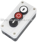 ZB2-B339 three hole with push button control station