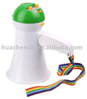 toy megaphone with music