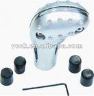 Diamond gear shift knobs