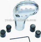 Diamond gear shift knobs