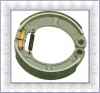 motorcycle brake shoes--RD21015