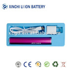 Colors 2600mAh Portable backup power for Mobile phone: iphone, blackberry, nokia, samsung, sony ericsson