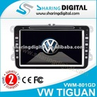 Sharingdigital gps vehicle tracker for VW Tiguan (2007-2011)