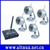 4 Channels digital wireless camera SN73