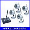 4 Channels digital wireless camera SN73