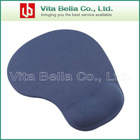 Hot-selling Ergonomic mouse pad with wrist rest Promotional mouse pad