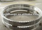 Carbon steel gear ring flange