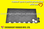 Multi-function Hardware rubber foot