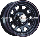 SUV 4x4 Jeep Rim -Jeep steel wheel
