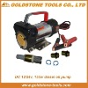 dc pump 12v/24v155W Electric diesel pump