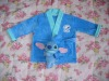 terry sheard kid's Robe with hood