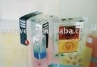 plastic color printing box