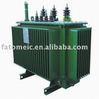30 to 1,600kVA 10kVA Level Oil-filled Totally-enclosed Power Transformer