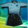 Sublimated team soccer uniforms