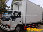 2-5 Tons ISUZU Refrigerated truck