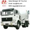 8 cbm - 12 m3 Gold Prince Concrete Mixer Truck 6*4